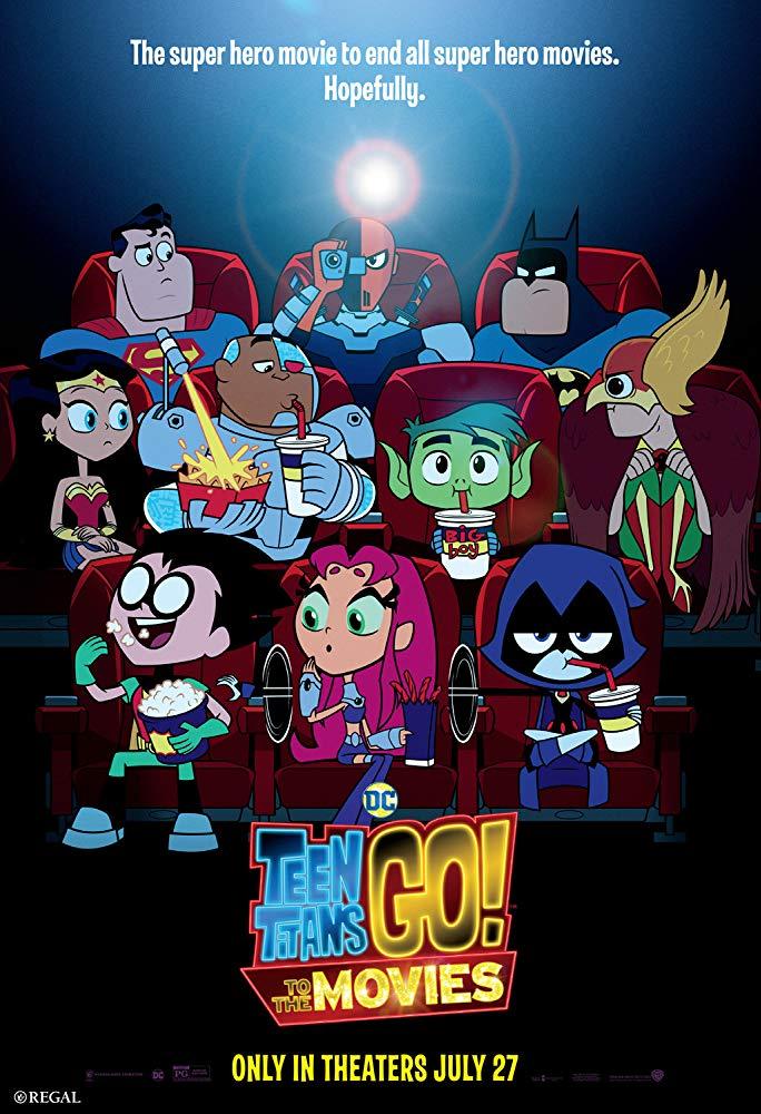 Teen Titans G0