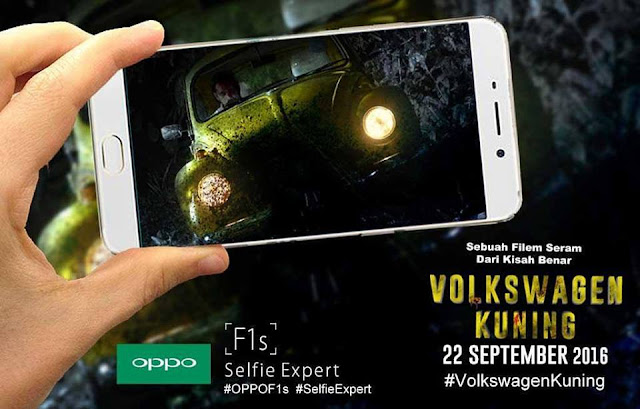 Blogger Contest - Volkswagen Kuning, MiG Pictures Sdn Bhd, OPPO F1s,