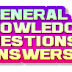 GENERAL KNOWLEDGE- Questions and Answers -2