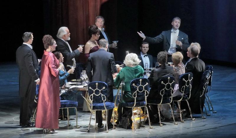 Αλεξανδρούπολη: Η όπερα «Ο Εξολοθρευτής Άγγελος» σε ζωντανή μετάδοση από τη Νέα Υόρκη