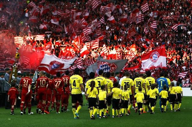 Bermain Imbang, Dortmund Terus Buntuti Bayern