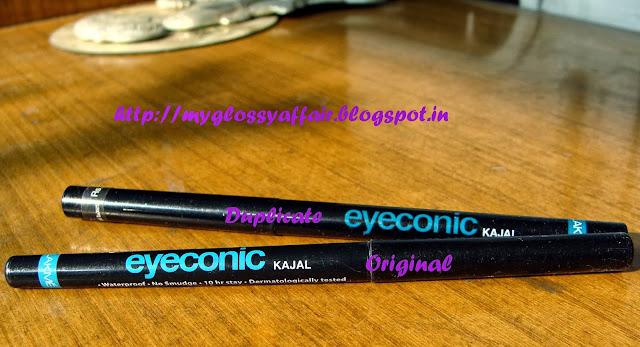 Duplicate Lakme Eyeconic sent by Tradus.com !!!!