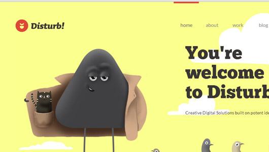 32 Awesome Graphic Designer Portfolio Websites - Jayce-o-Yesta