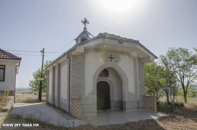 St. Atanasij - Crnobuki village - Municipality of Bitola