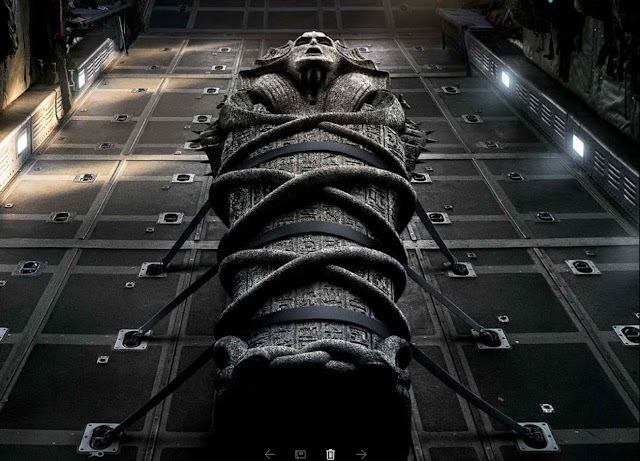 Behold 'The Mummy' Teases Itself in Poster and Short Clip