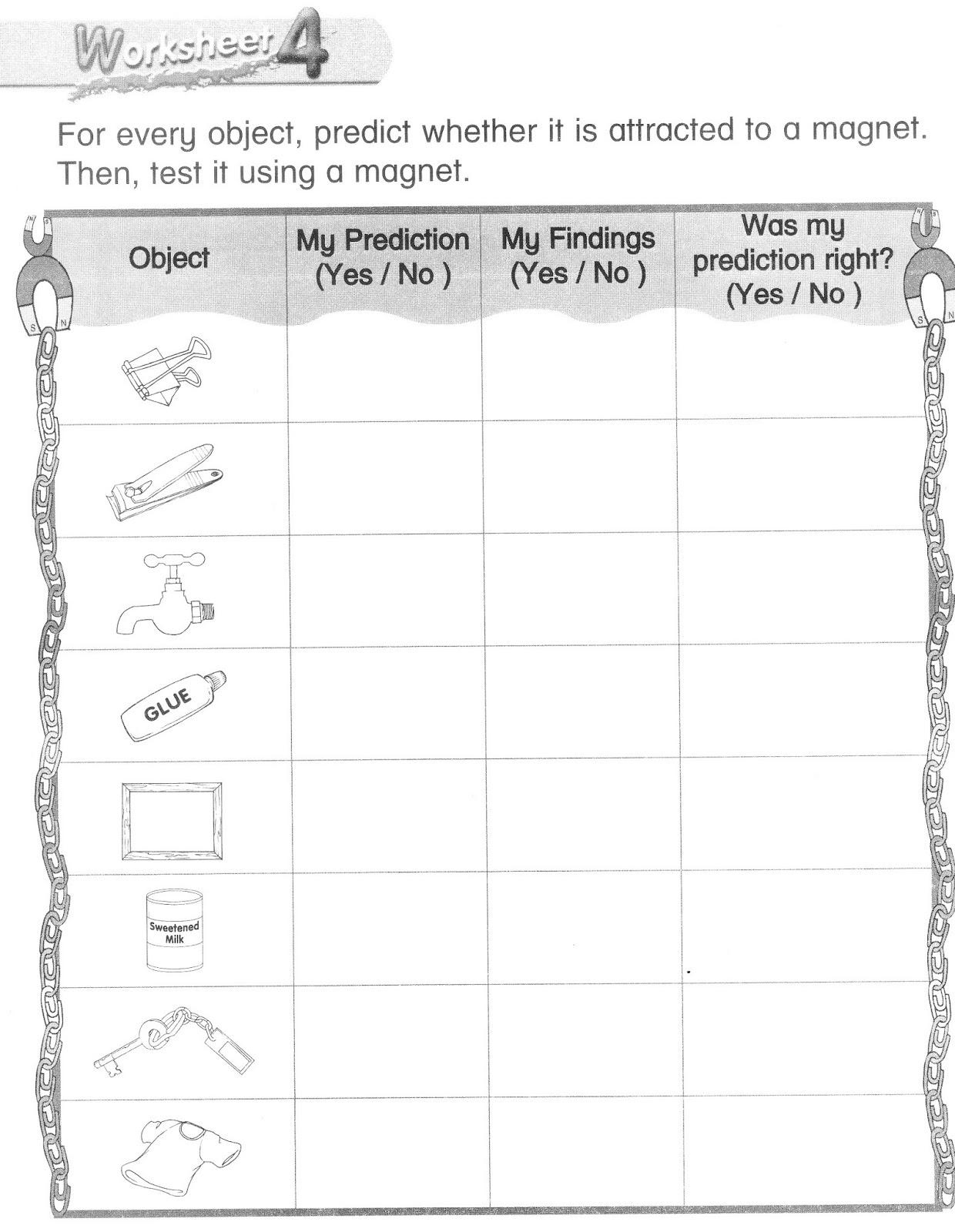 science magnet worksheets. Black Bedroom Furniture Sets. Home Design Ideas