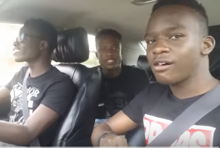 Photos/Video: Four Ugandan secondary school students die in road crash moments after filming themselves and uploading the video on Facebook