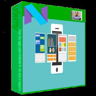 Udemy - Crea tus apps para Android N de cero a experto