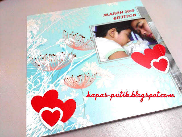 March 2015 Photo book Edition