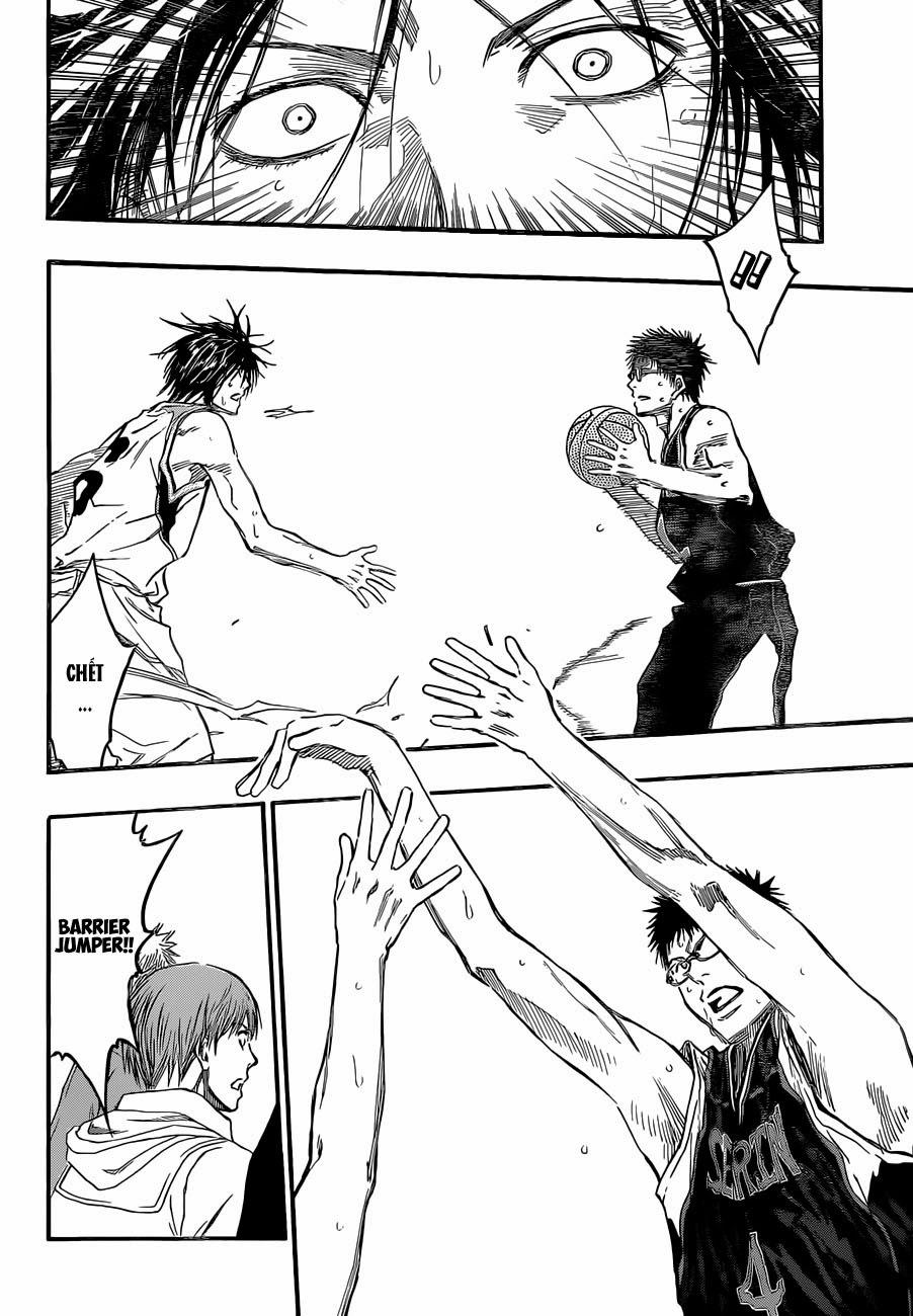 Kuroko No Basket chap 237 trang 22