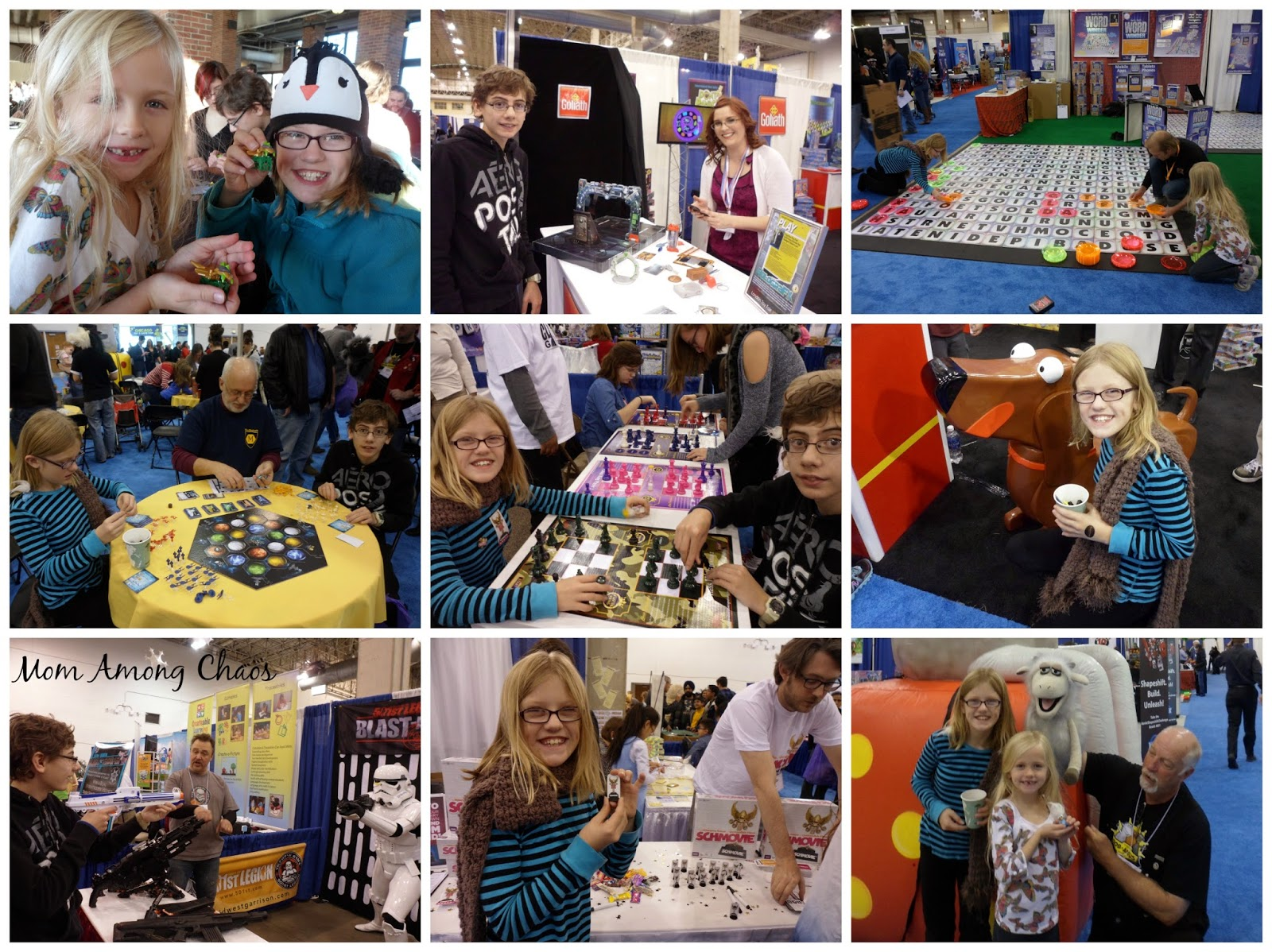 Chicago, ChiTAG Fair, Toys, board games, Family game night, game, photos, discount, coupon, fun, event, family, star wars