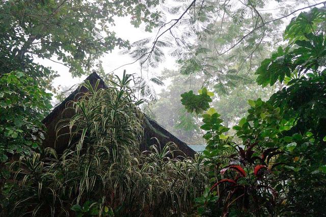Palau; wyspy; raj; heaven; islands; rain, deszcz