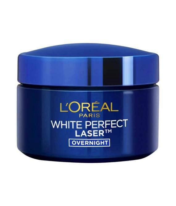 L'Oreal White Perfect Laser Overnight Cream Krim malam terbaik di drugstore