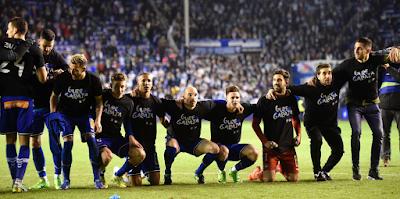 Alaves Hadapi Barcelona di Final Copa del Rey