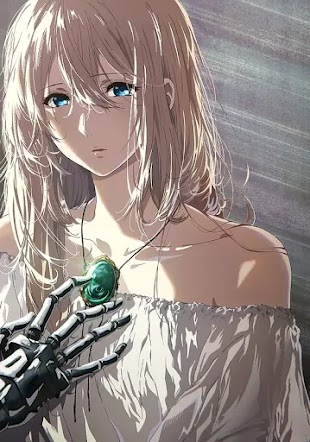 Violet Evergarden Movie (فيلم فيوليت ايفرغاردن)