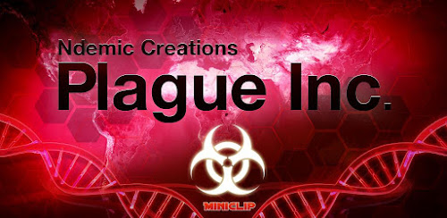Game Plague Inc 1.10.1 Apk Mod Unlocked Unlimited DNA