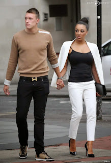 Phil Jones And Wife Kaya