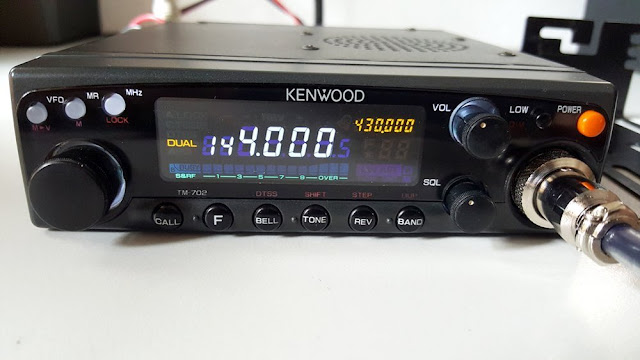 Kenwood TM-702A/E amateur Transceiver