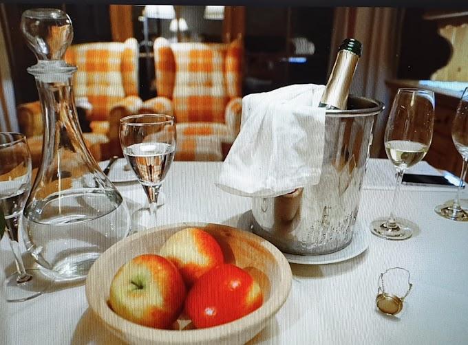 Elma Şampanyası Nasıl Yapılır.