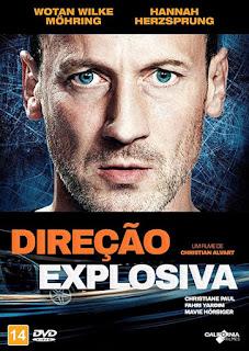 Direção Explosiva - BDRip Dublado