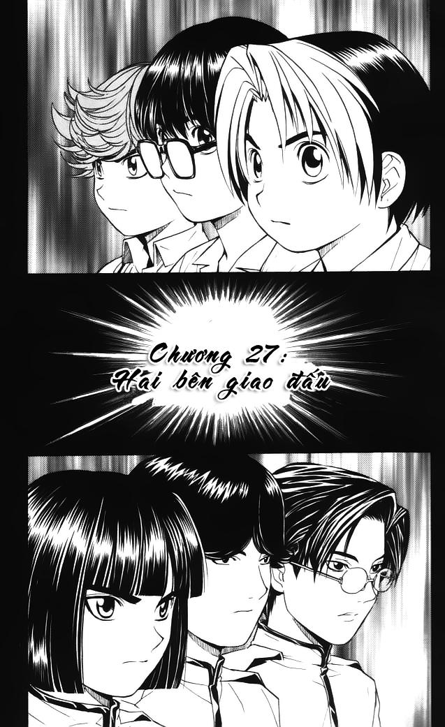 Hikaru No Go hikaru no go chap 27 trang 3