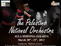 Special Perform Palestine national Orchestra