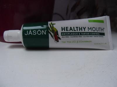 JĀSÖN healthy mouth