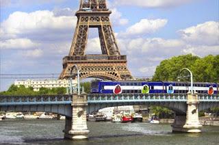 Transportes em Paris