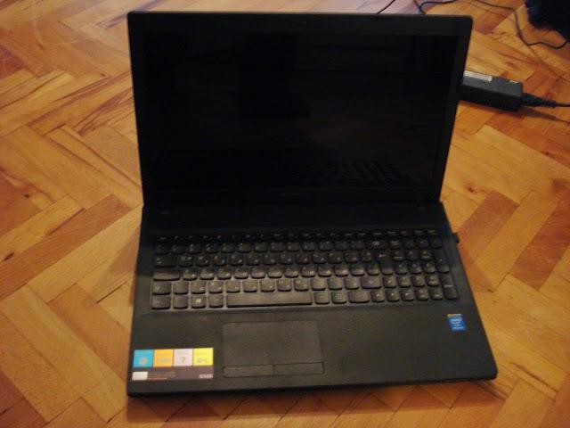Lenovo G500 laptop with Intel Pentium, 4GB RAM, 1TB, 15.6″ display