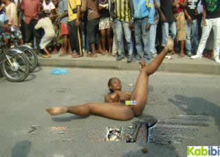 Sorry, nude street dancing