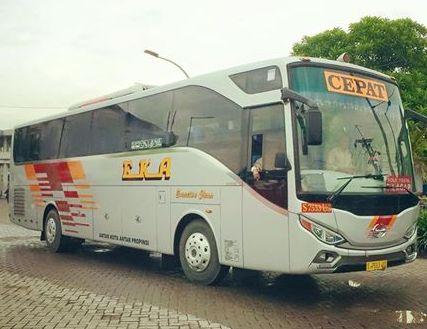 Harga Tiket Bus Eka Surabaya Purwokerto Cilacap 2019 Harga