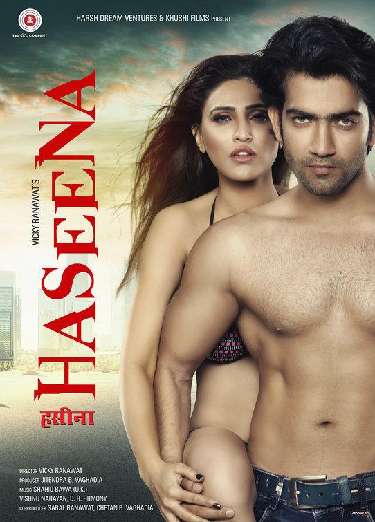 Haseena 2018 Hindi WEB-DL 480p 200Mb HEVC x265