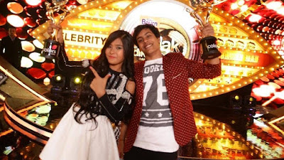 Teriya won the trophy of Jhalak Dikh laa Jaa season 9