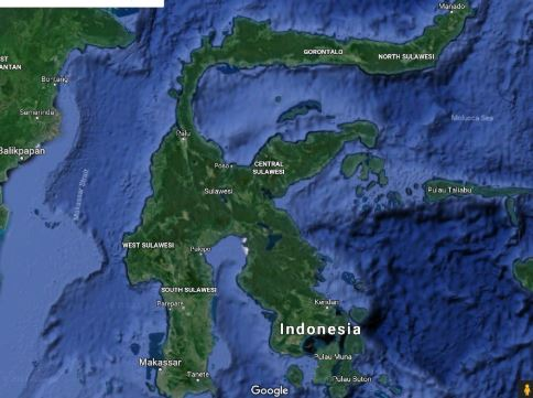 Sejarah Terbentuknya Pulau Sulawesi