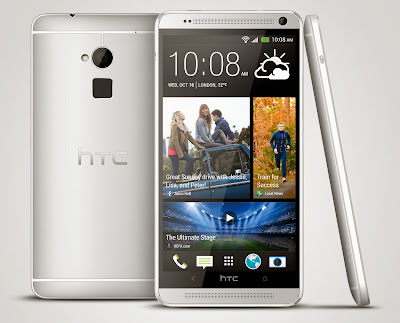 HTC One Max Officially Launched in India for Rs. 56,490
