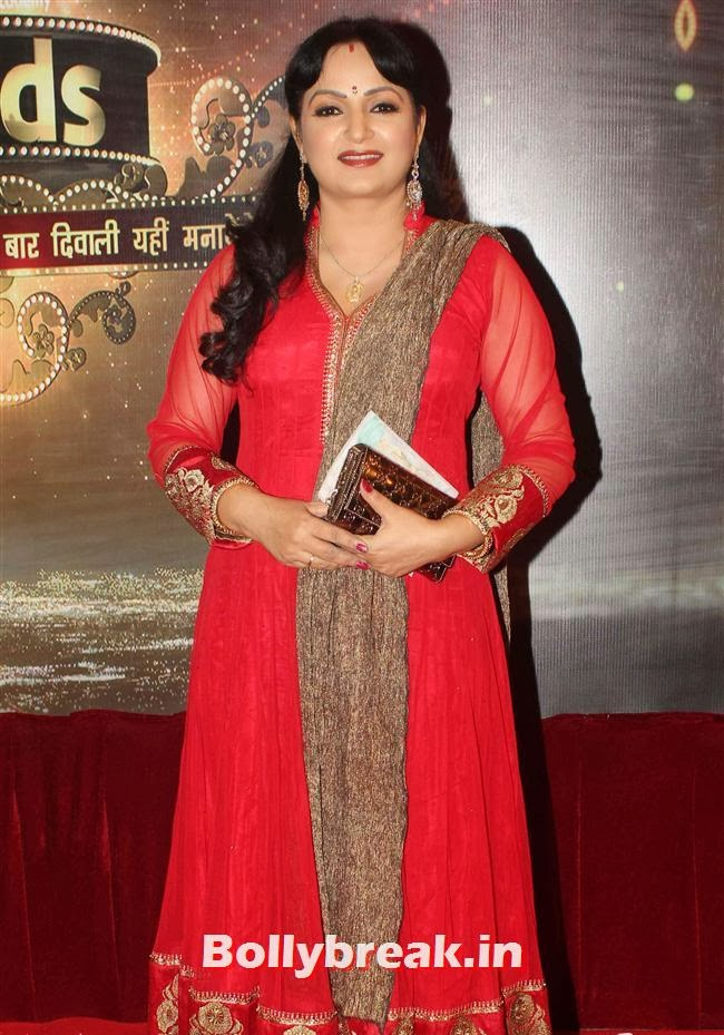 Upasana Singh, ITA Awards 2013 - Red Carpet Pics