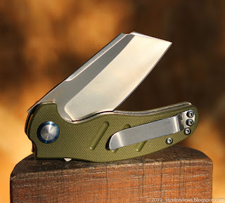 Kizer Mini Sheepdog flipper