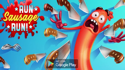 Run Sausage Run! Mod Apk for Android Free Download