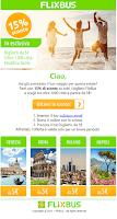 Viaggia con Flixbus con soli 5 €