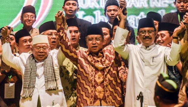 """Ketua PBNU: """"Kalau Meniyinggung, Orang NU Nggak Akan Pilih""""."""