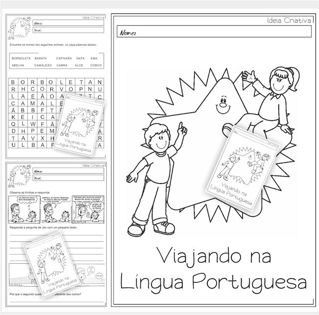 Apostila Viajando na Língua Portuguesa