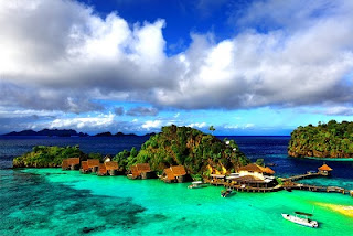 Places Raja Ampat Islands