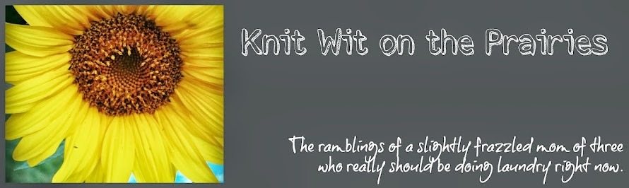 Knit Wit on the Prairies