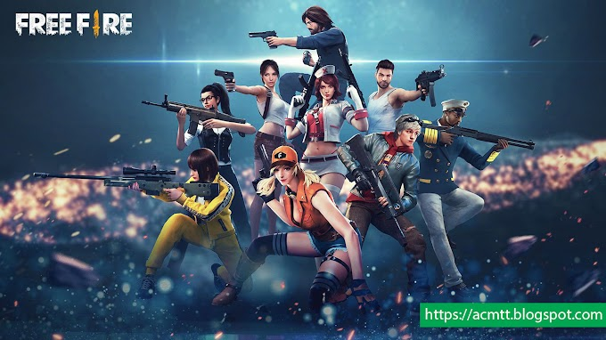 Free Fire Characters Guide - Choosing character is the Most Important Part of the Game