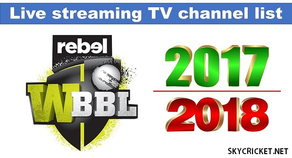Rebel WBBL|03 Live TV Channels