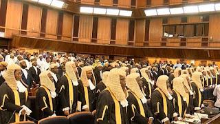 National Judicial Council Recruitment 2018