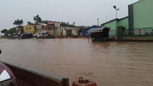 poor drainage abuja