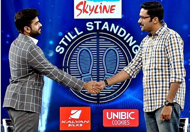 Still Standing Grand Finale with Sriram Venkitaraman IAS