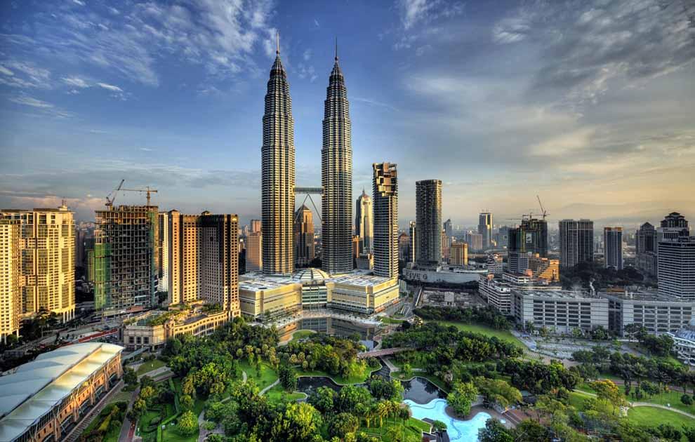 estudar em inglês na malásia