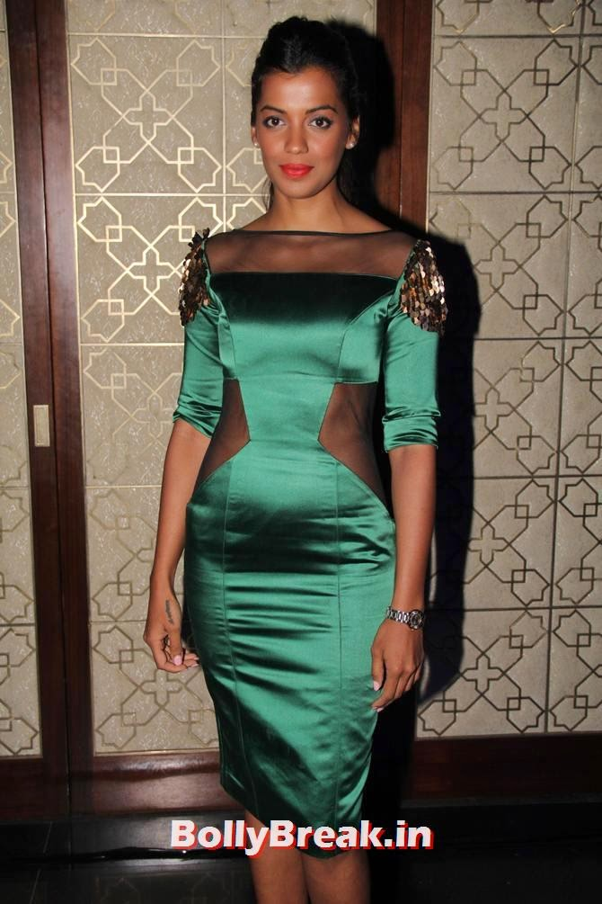 Mugdha Godse, Jacqueline, Shriya, Richa Chadha at luxury brand launch